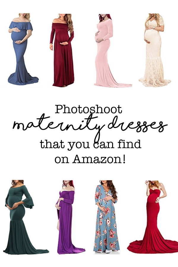 Best maternity dresses from Amazon. Maternity dresses, maternity dresses for photo session, maternity dresses from amazon, cheap maternity dresses