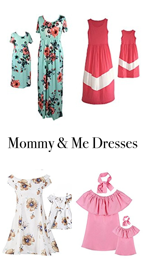 Mommy & Me Dresses
