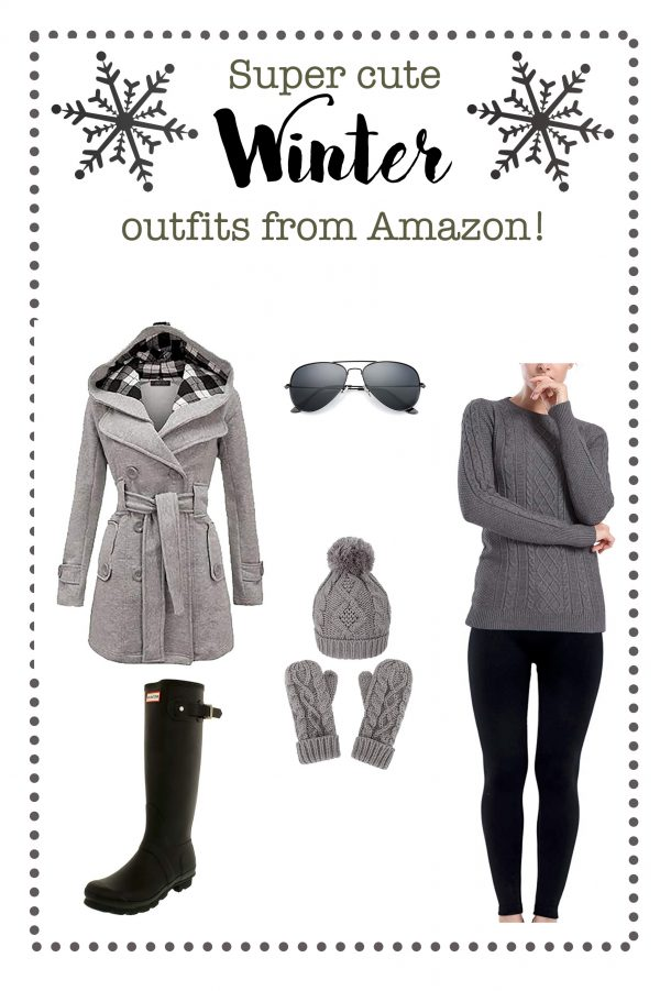 Super Cute Winter Outfits from Amazon!